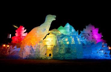 Снежный фестиваль в Саппоро: история необычного праздника