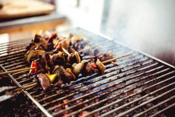 Как приготовить шашлык в духовке: пошаговый рецепт