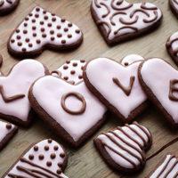 Как приготовить шоколадное печенье ко Дню влюбленных: пошаговый рецепт