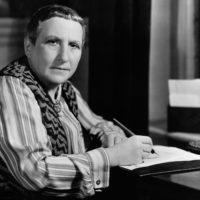 День рождения Гертруды Стайн: хлесткие цитаты американской писательницы