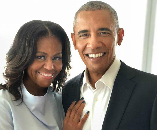 Мишель Обама создала романтичный плейлист для мужа