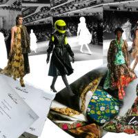 Неделя моды в Лондоне: эксклюзивные подробности с показа, который посетила Елизавета II