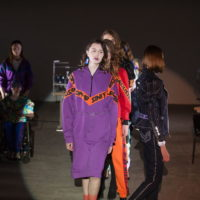 Ukrainian Fashion Week FW 18-19: Performance ROUSSIN by Sofia Rousinovich