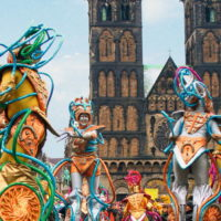 Карнавал самбы в Бремене: история возникновения праздника