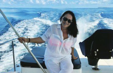 София Ротару поделилась яркими фото с отдыха на Мальдивах