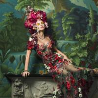 Кендалл Дженнер снялась для Vogue в роскошных образах