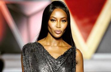 Наоми Кэмпбелл официально признана модной иконой