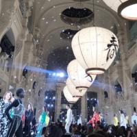 Дух азиатской культуры: H&M Studio представили оригинальную коллекцию на Неделе моды в Париже