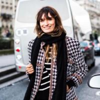 Каролин де Мегрэ снялась в черно-белом сериале Chanel о новых часах
