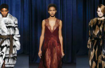 Неделя моды в Париже: нуар от Givenchy и многослойность от Balenciaga