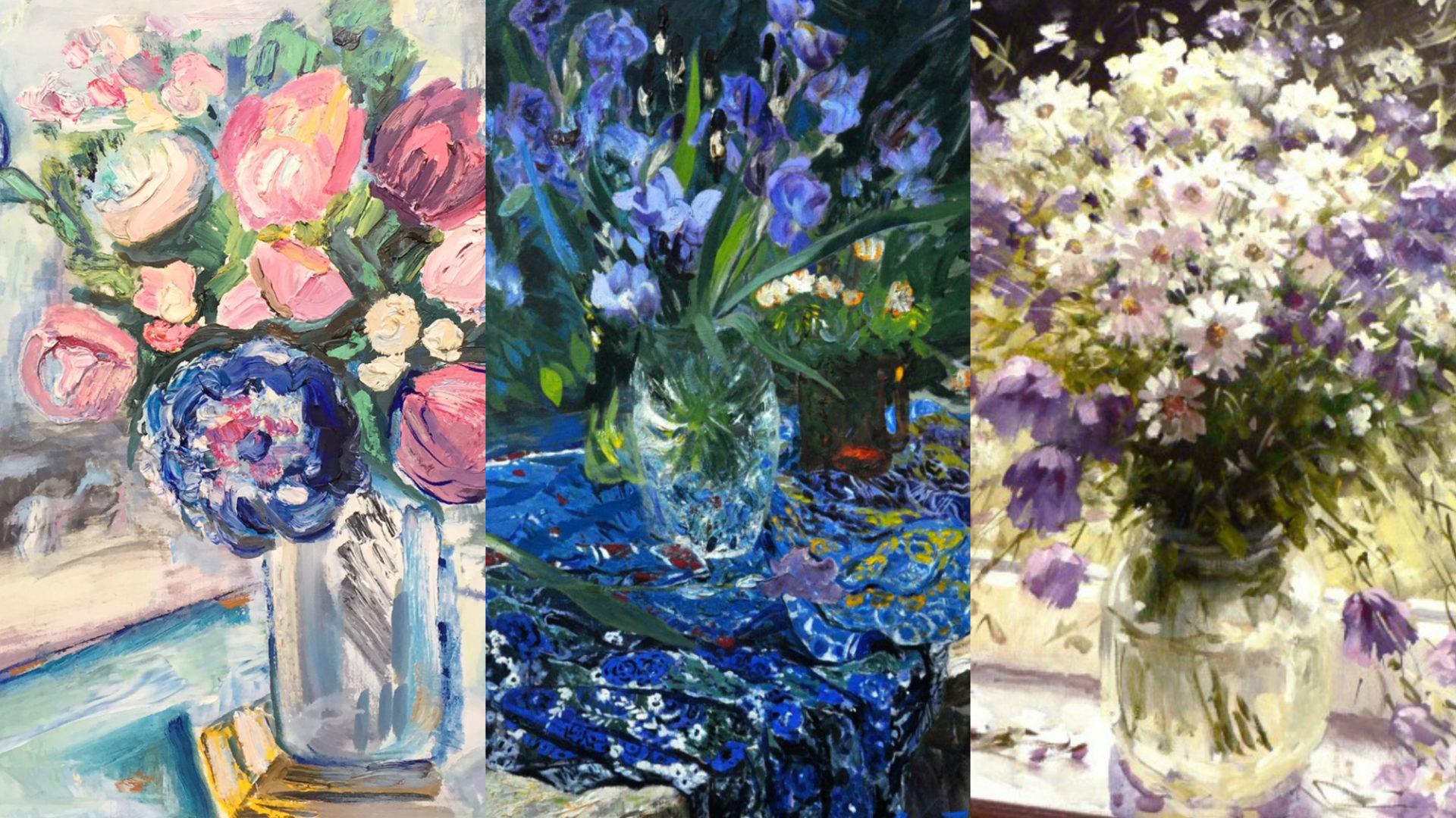 Радость весны: вдохновляющие картины украинских художников