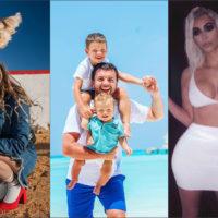 Топ-10 фото звезд из Instagram за неделю: Кайли Дженнер с дочкой и Ротару среди пальм