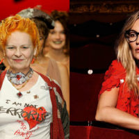 Вивьен Вествуд назвала Кейт Мосс своей единственной лесбийской любовью