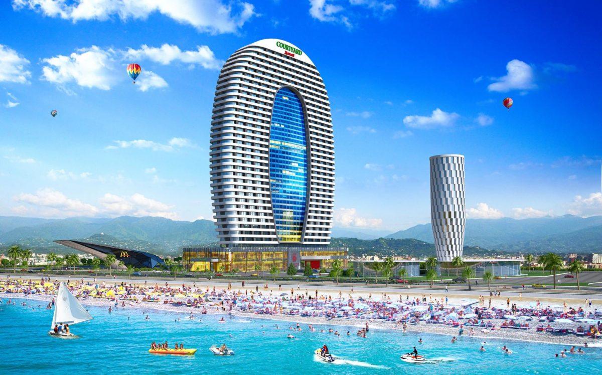 Идея для отпуска: Батуми