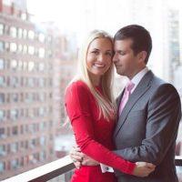 Сын Трампа развелся с женой после 12 лет брака