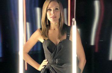 Кате Осадчей — 37: стильные образы телеведущей