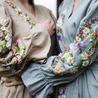 Украинка одевает жительниц Саудовской Аравии в необычные вышиванки