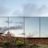 """В Уругвае построили невероятную """"невидимую"""" гостиницу"""