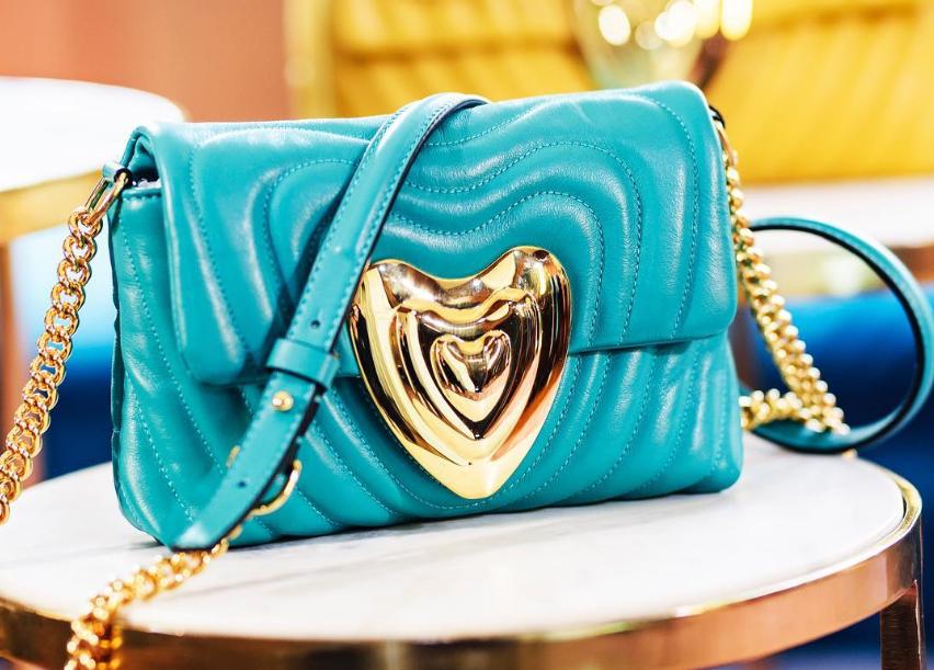 Escada выпустили сумку, посвященную основательнице бренда