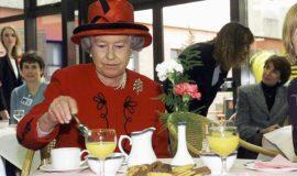 Королевская диета: как Елизавета II держит себя в форме