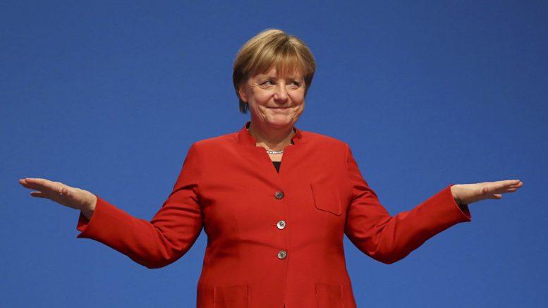 Ангела Меркель - вечное лицо Бундестага