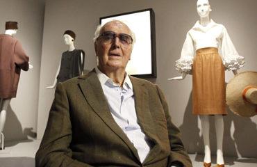 Умер легендарный французский модельер и основатель бренда Givenchy