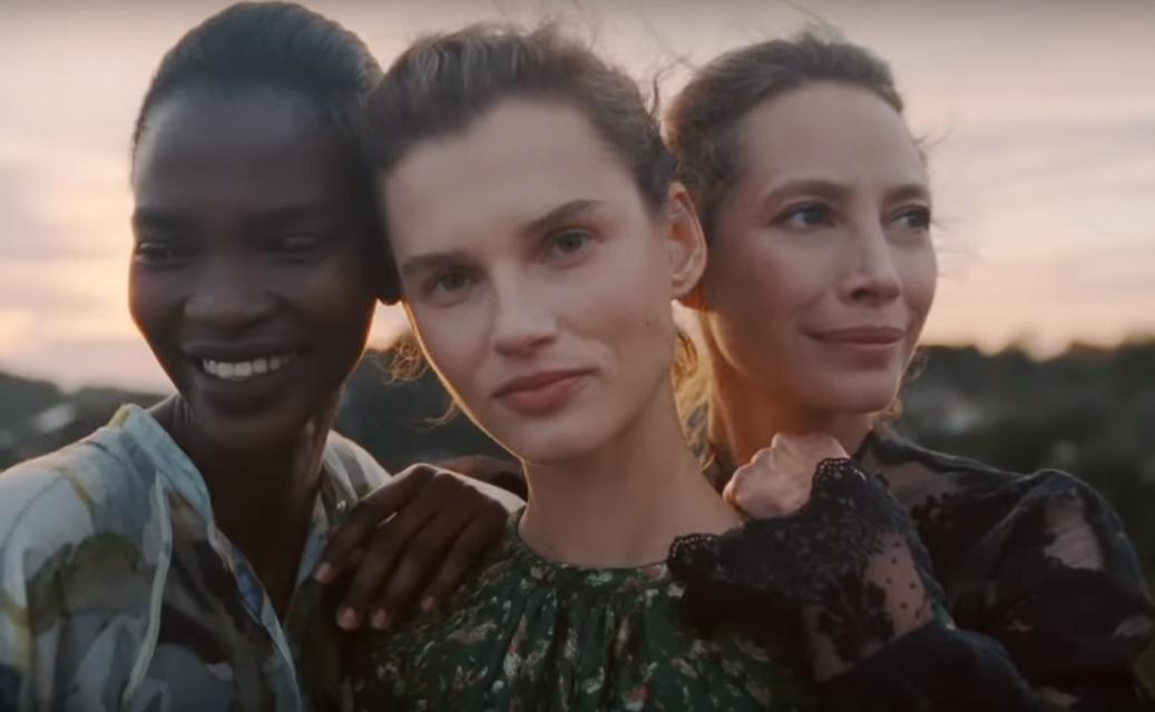 Невесомость и красота: H&M Conscious Exclusive представили новую рекламную кампанию