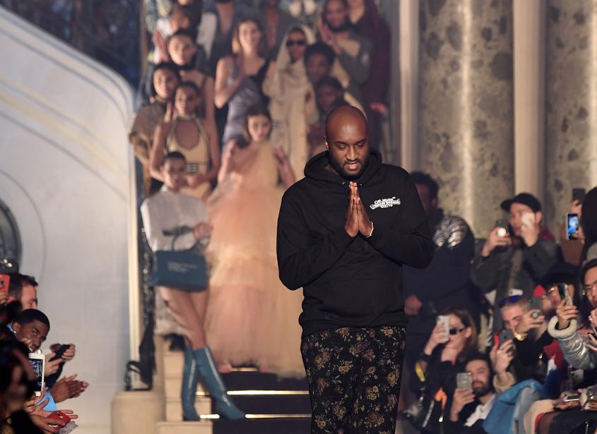 Полиция и обиженные гости: как прошел показ бренда Off-White в Париже