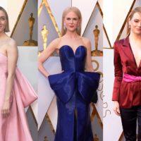 """""""Оскар 2018"""": лучшие наряды звезд на красной дорожке"""
