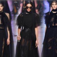 Неделя моды в Париже: викторианская коллекция Elie Saab