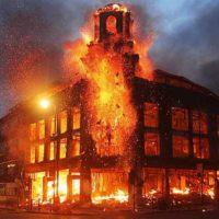 Как спастись при масштабном пожаре: полезные советы