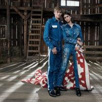 Кайя и Пресли Гербер показали семейные отношения в рекламном кампейне Calvin Klein