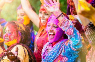 Праздник весны и ярких красок Холи в Индии: история и традиции