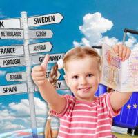 Как оформить биометрический паспорт ребенку в Украине