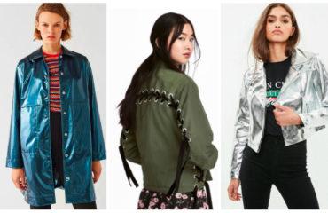 5 модных фасонов курток, актуальных весной 2018