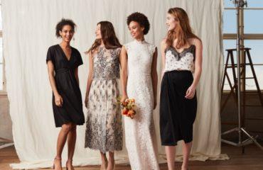Бренд H&M выпустил весенне-летнюю свадебную коллекцию одежды и аксессуаров
