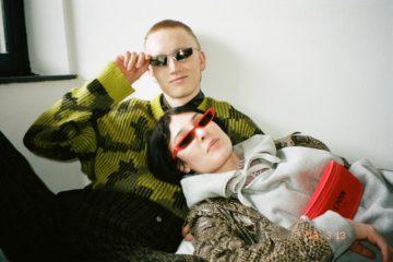 """Тренд 2018: солнцезащитные очки в стиле героев """"Матрицы"""""""
