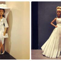 Мужчина делает свадебные платья для кукол Барби – и они восхитительны