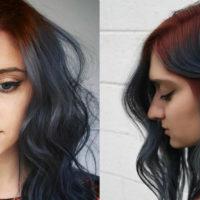 Blood Moon – новый цвет волос, который скоро станет трендом
