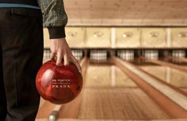 Prada посвятили новую коллекцию боулингу