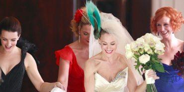 Сара Джессика Паркер выпустила авторскую коллекцию свадебных платьев