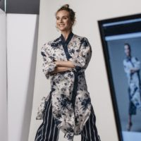 Диана Крюгер представила совместную коллекцию с  H&M