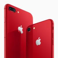 Apple выпустила красный iPhone