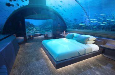 На дне: на Мальдивах откроют первый в мире отель под водой