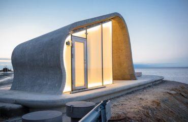 В Норвегии построили самую красивую уборную с видом на море