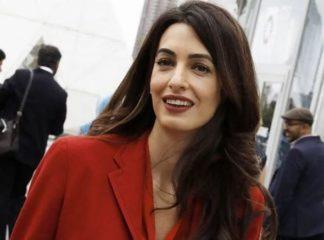 Звездный образ: одевайтесь, как Амаль Клуни