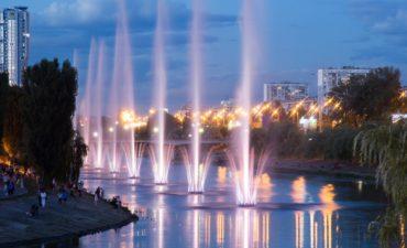 День Киева: панорама от Президента и фото дипломатов