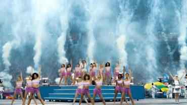 Киевский финал Лиги чемпионов ярко открыла Дуа Липа