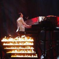 """Евровидение 2018"": опубликовано видео с репетиции MELOVIN"