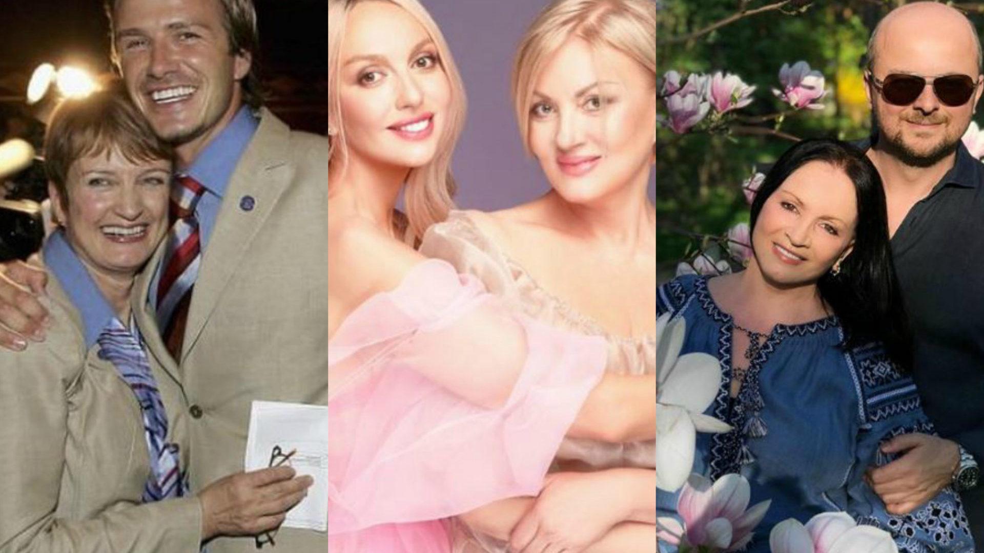 Мадонна, Ротару, Ляшко и другие поделились трогательными фото с мамами
